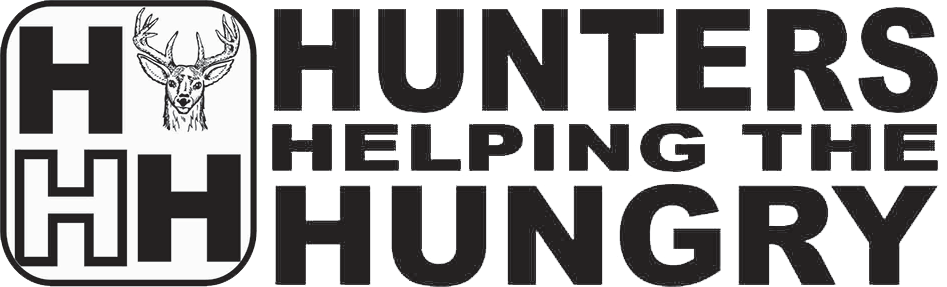 Hunters Helping the Hungry Logo